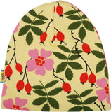Duns Sweden - Double Layer Hat - Rosehip Yellow