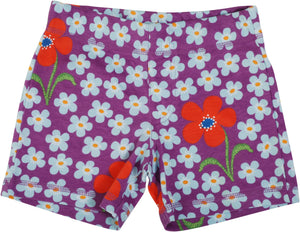 Duns Sweden - Shorts - Flower - Amethyst