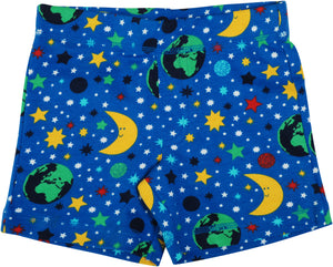 Duns Sweden - Shorts - Mother Earth - Blue