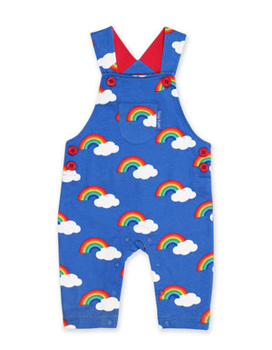 Toby Tiger - Dungarees - Multi Rainbow