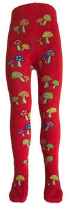 S & S Tights - Fun Guy - Red