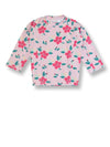 JNY - LS UV Swim Shirt - Hibiscus
