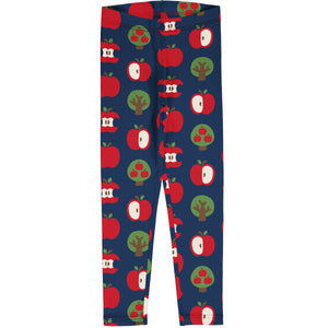 Maxomorra - Leggings - Apple