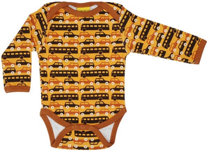 Duns Sweden LS body suit - Buses and Cars
