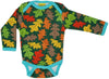 Duns Sweden LS body suit - Oak