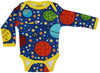 DUNS Sweden LS body suit - Space - Navy