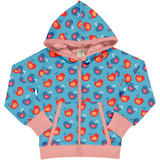 Maxomorra - Zip Hoodie - Bright Birds