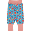Maxomorra - Rib Pants - Bright Birds