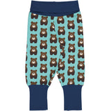 Maxomorra - Rib Pants - Bear