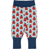 Maxomorra - Rib Pants - Lazy Ladybird