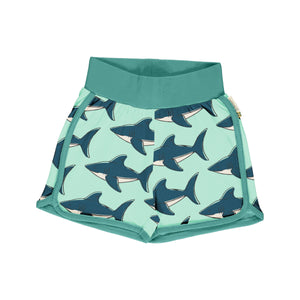 Maxomorra - Runner Shorts - Sharks