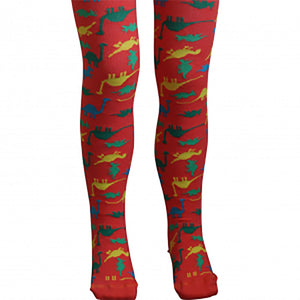 S & S Adult Tights - Dino