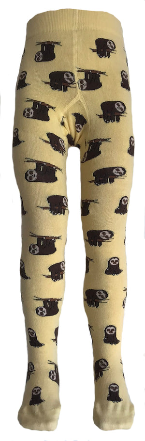 S & S Tights - Sloths