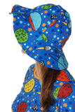 PRICE DROP * Duns Sweden - Sunhat - Space - Blue