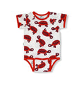 JNY - S/S Body Suit - Turtles
