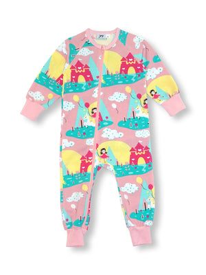 PRICE DROP * JNY - Zipsuit - Unicorn