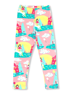 PRICE DROP * JNY - Leggings - Unicorn ** LAST SIZE 92cm