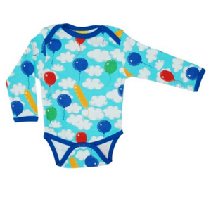 Duns Sweden LS body suit - A Cloudy Day