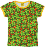 Duns Sweden SS tee - Wild Strawberries