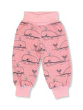 JNY - Comfy Pants - Whale - Pink