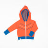 Alba - Adam Zipper Hood - Orange.Com