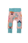 Moromini -  Comfy Pants - Friendly Robots
