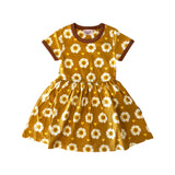 Moromini - SS Dress - 70's Flower