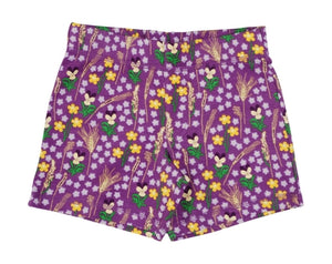 Duns Sweden - Shorts - Meadow - Purple