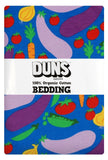 Duns - Bedding - NZ Single Duvet Set - Cultivate - Blue
