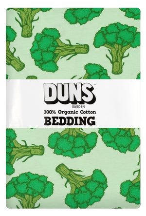 Duns - Bedding - NZ Single Duvet Set - Broccoli