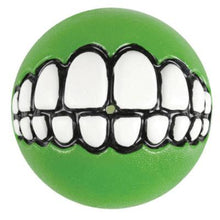 Load image into Gallery viewer, Grinz ball - pink, blue, green