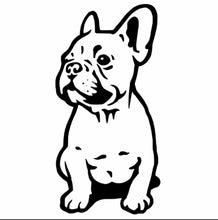 Load image into Gallery viewer, French bulldog sticker