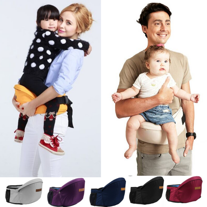HiSeat™ Hip Seat Baby Carrier (50% OFF)