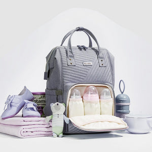 Multi-Function Baby Care Diaper Bag