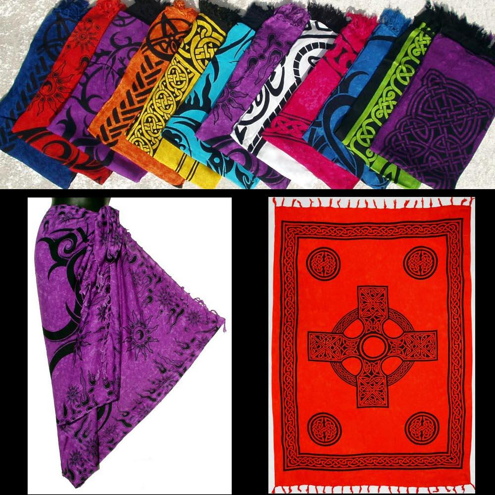 Celtic Sarongs-Sarongs-Peaceful People