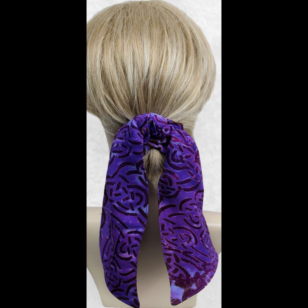 25 Premium Celtic Pony Tail Hair Scrunchies ($2.20 each)-Bags & Accessories-Peaceful People