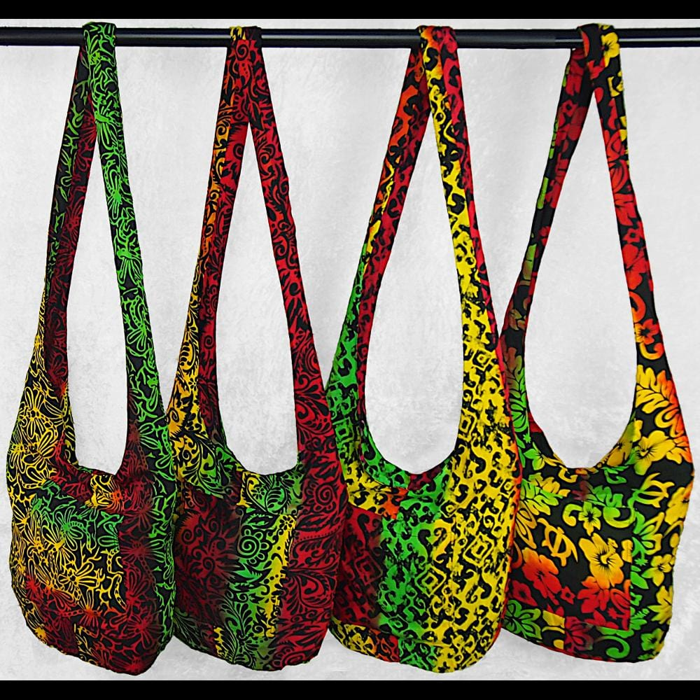 Rasta Boho Bag-Bags & Accessories-Peaceful People