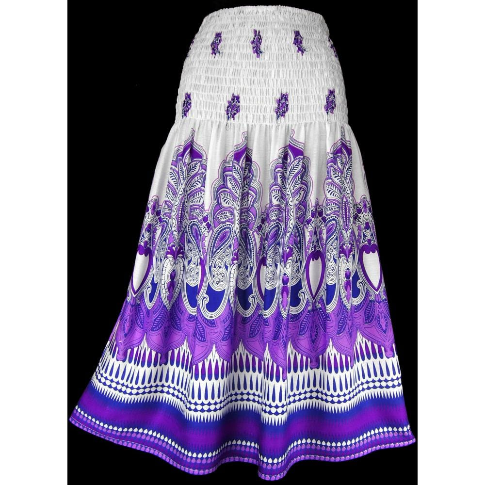 Taj Tube-Top Convertible Dress/Skirt-Dresses-Peaceful People