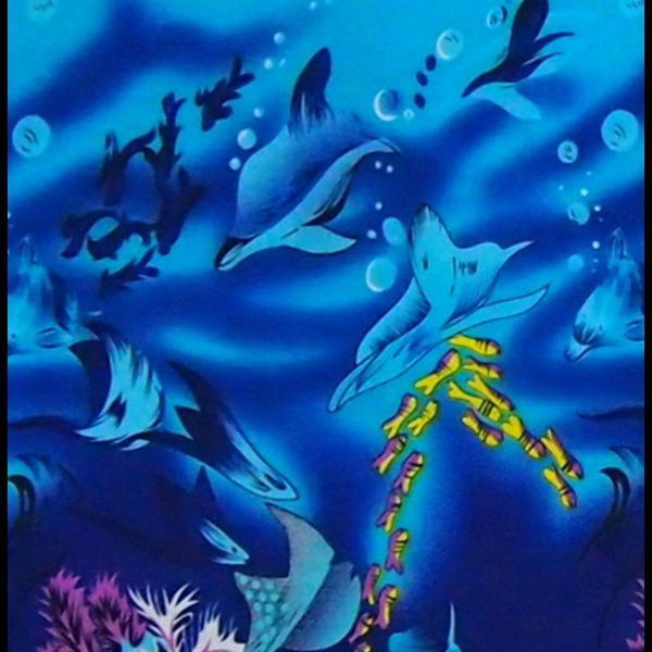 Aquarium Sarongs-Sarongs-Peaceful People