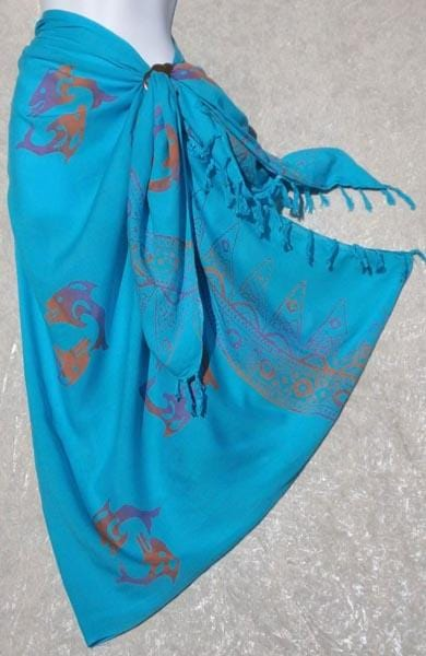 Original Batik Pocket Sarongs-Sarongs-Peaceful People