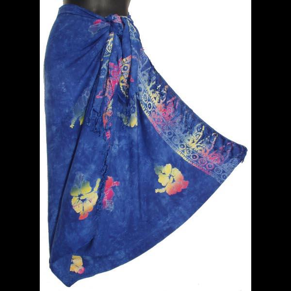 Extra-Long Batik Original Sarongs-Sarongs-Peaceful People