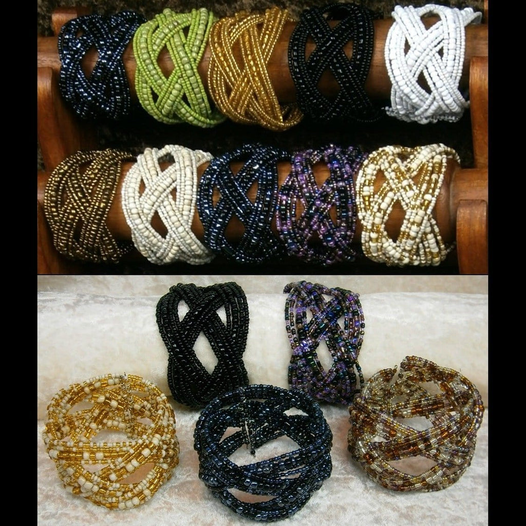 12 Celtic Posh Cuff Bracelets ($1.75 each)-Bracelets & Jewelry-Peaceful People