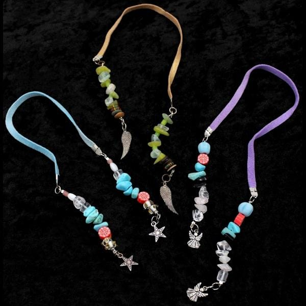 Beaded Bookmarks-Handicrafts-Peaceful People