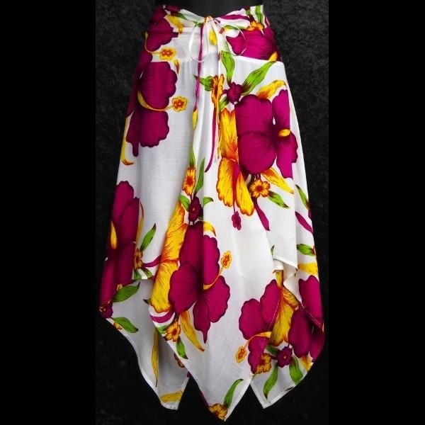 Bright Flower Convertible Top/Skirt-Tops-Peaceful People