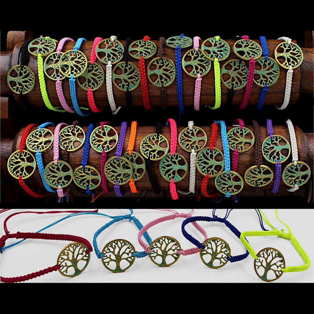 50 Celtic Tree Bracelets ($0.54 each)-Bracelets & Jewelry-Peaceful People