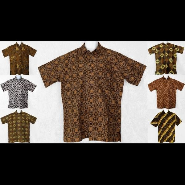 Cotton Traditional Batik Shirt-Shirts-Peaceful People