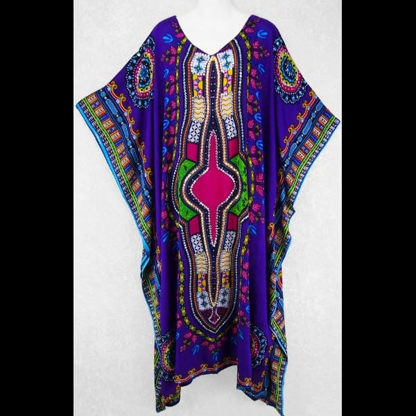 Dashiki Kaftan-Dresses-Peaceful People