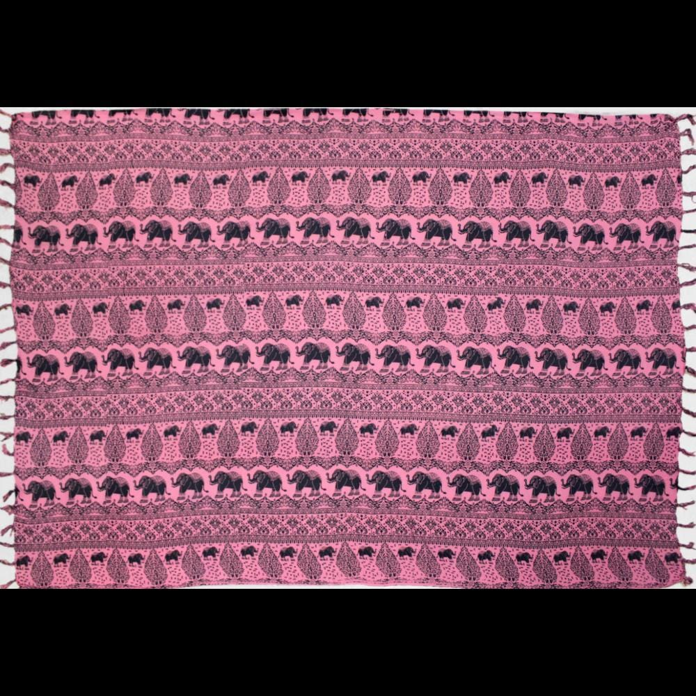 Elephant #2 Sarongs-Sarongs-Peaceful People
