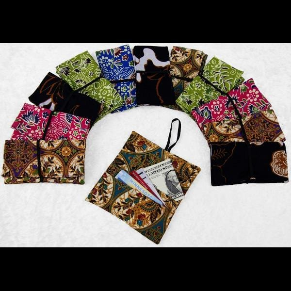 12 iPod Cover/Wallets ($1.25 each)-Bags & Accessories-Peaceful People