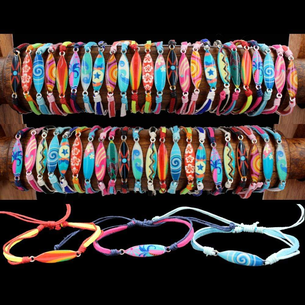 50 Summer Fun Bracelets ($0.64 each)-Bracelets & Jewelry-Peaceful People